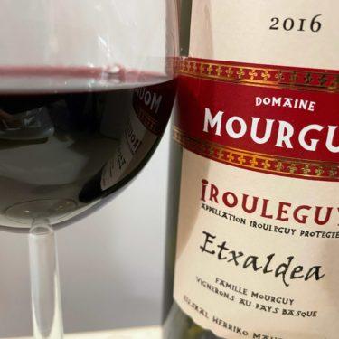 """Irouleguy, Domaine Mourguy """"Etxaldea"""" 2016"""