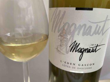 エデン・ガスコン・ブラン L'Eden Gascon blanc 2016 -Domaine de Magnaut